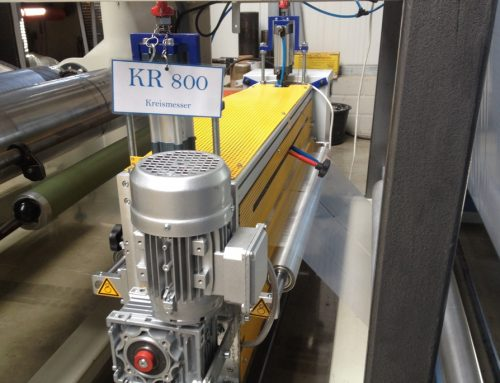 May 2016: KR 500-1600 Cold Circular Cutting Blade System
